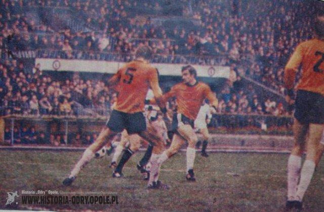 """""""Wembley dla Odry""""  Legia - Odra 3:5 - to już 39 lat!"""