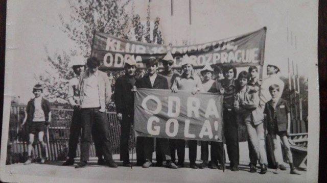 Klub 10-ciu kibicuje, Odra gości rozpracuje [1971]