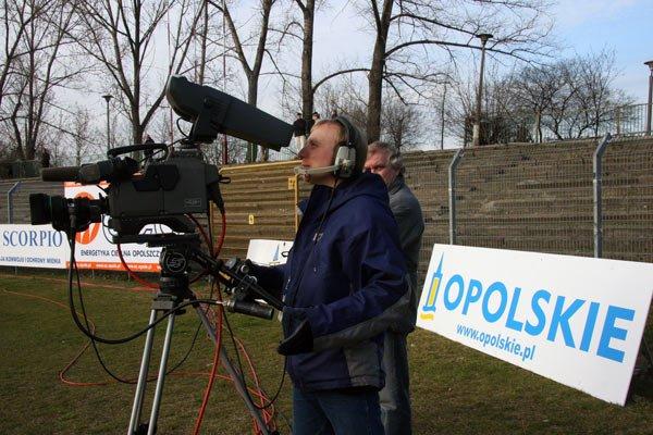 Transmisja meczu Wisła Kraków - Odra Opole