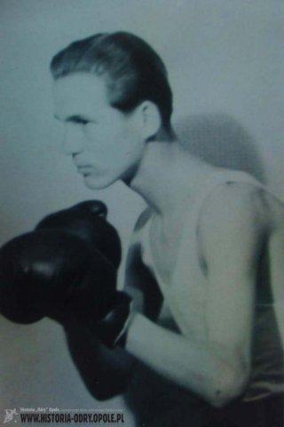 Engelbert Jarek bokserem