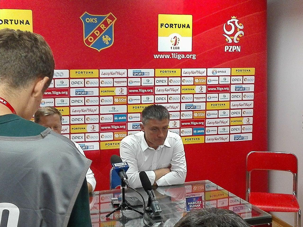 Mariusz Rumak został trenerem reprezentacji młodzieżowej